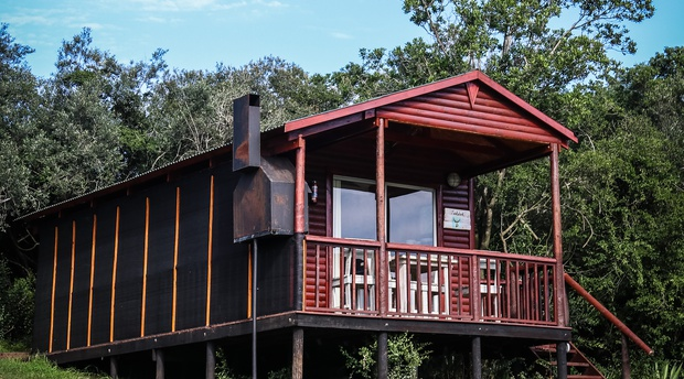 Busch cabin, Accomodation, Farmstay, Lake side, Self catering